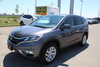 Used 2015 Honda CR-V 2.4L EX for sale in Whitby, ON