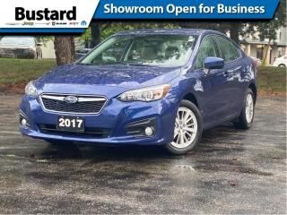 Used 2017 Subaru Impreza CVT TOURING | AWD | BLUETOOTH for sale in Waterloo, ON