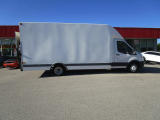 Used 2015 Ford Transit 16' BOX! DIESEL! POWER RAMP! for sale in Aylmer, ON
