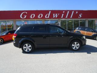Used 2010 Dodge Journey POWER SEAT! LOW KM'S! 6 CYL! for sale in Aylmer, ON