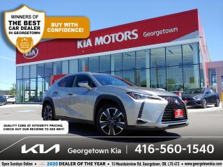 Used 2019 Lexus UX UX 250h   1 OWNR   CLN CRFX   SUNROOF   21 K   B/T for sale in Georgetown, ON