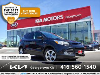 Used 2013 Ford Escape SE   CLN CRFX   LTHR   NAV   HTD SEATS   B/TOOTH for sale in Georgetown, ON