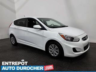 Used 2015 Hyundai Accent GL - Bluetooth - Climatiseur for sale in Laval, QC