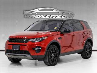 Used 2018 Land Rover Discovery Sport HSE Luxury AWD 7 Passenger, Navigation, Camera, Low Mileage for sale in Concord, ON