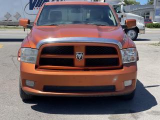 Used 2010 Dodge Ram 1500 4WD 140.5