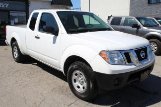 Used 2018 Nissan Frontier King Cab S Standard Bed Cruise control for sale in Mississauga, ON