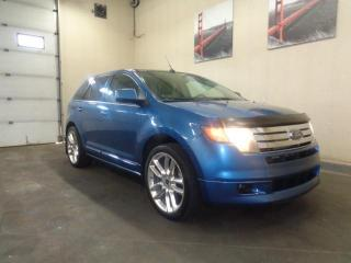 Used 2009 Ford Edge 4dr Sport AWD for sale in Edmonton, AB