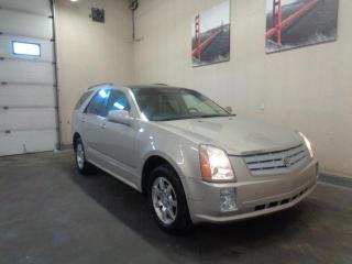 Used 2007 Cadillac SRX 4dr V6-AWD-EXCELLENT RUNNING CONDITION-LOADED-CLEAN for sale in Edmonton, AB