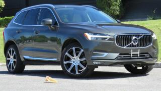 Used 2018 Volvo XC60 T6 AWD Inscription |NAV|BACK UP| PANOROOF |LOADED TO THE TOP for sale in North York, ON