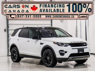Used 2018 Land Rover Discovery Sport Hse Awd for sale in Vaughan, ON