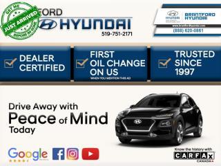Used 2017 Hyundai Elantra GLS  - $101 B/W for sale in Brantford, ON
