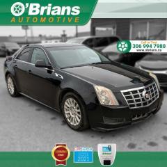 Used 2012 Cadillac CTS SEDAN for sale in Saskatoon, SK