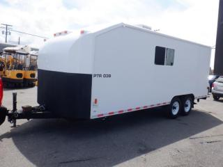 Used 2012 VANGUARD OT 250 Office Trailer 21 foot for sale in Burnaby, BC