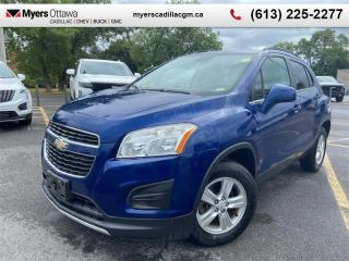 Used 2015 Chevrolet Trax LT  LT, AWD, REAR VISION CAMERA, A/C, FULL POWER GROUP for sale in Ottawa, ON