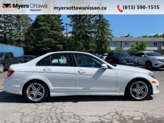 Used 2013 Mercedes-Benz C-Class 4DR SDN C300 4mat for sale in Ottawa, ON