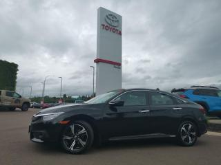 Used 2016 Honda Civic Sedan Touring for sale in Moncton, NB