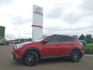Used 2016 Toyota RAV4 se for sale in Moncton, NB
