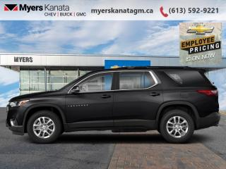 New 2021 Chevrolet Traverse RS for sale in Kanata, ON