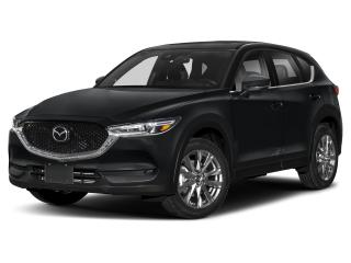 New 2021 Mazda CX-5 Signature for sale in St Catharines, ON