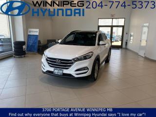 Used 2016 Hyundai Tucson Luxury for sale in Winnipeg, MB