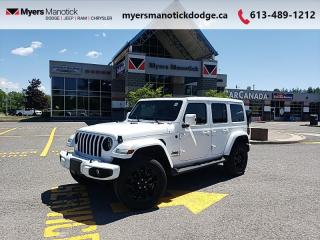 New 2021 Jeep Wrangler - $387 B/W for sale in Ottawa, ON