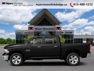 New 2021 RAM 1500 Classic - $453 B/W for sale in Ottawa, ON