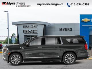 New 2021 GMC Yukon XL AT4  - Leather Seats - Sunroof for sale in Orleans, ON