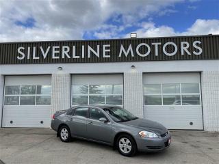 Used 2008 Chevrolet Impala LS for sale in Winnipeg, MB