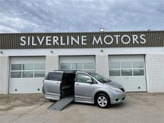 Used 2011 Toyota Sienna LE 7-Passenger Auto Access Seat for sale in Winnipeg, MB