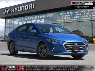 Used 2018 Hyundai Elantra GL  - Heated Seats - $110 B/W for sale in Nepean, ON