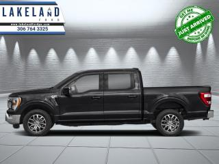 New 2021 Ford F-150 Lariat  - Leather Seats -  Cooled Seats - $427 B/W for sale in Prince Albert, SK