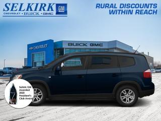 Used 2012 Chevrolet Orlando LT  *LOOKS GREAT, GREAT PRICE* for sale in Selkirk, MB