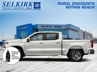 New 2021 Chevrolet Silverado 1500 High Country  - Sunroof for sale in Selkirk, MB