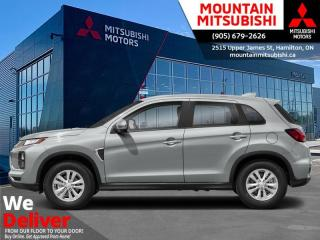 New 2021 Mitsubishi RVR SE  - Heated Seats -  Android Auto - $192 B/W for sale in Mount Hope (Hamilton), ON