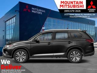 New 2020 Mitsubishi Outlander EX  - Sunroof -  Heated Seats - $237 B/W for sale in Mount Hope (Hamilton), ON