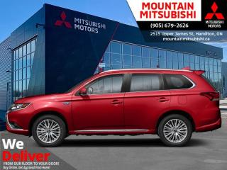 New 2021 Mitsubishi Outlander Phev SEL  - Heated Seats - $340 B/W for sale in Mount Hope (Hamilton), ON