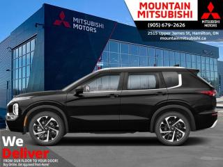 New 2022 Mitsubishi Outlander SEL  -  Sunroof for sale in Mount Hope (Hamilton), ON