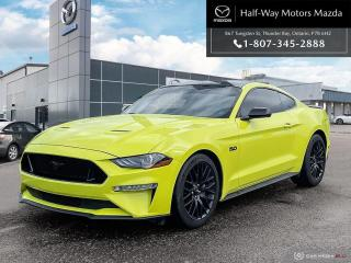 Used 2021 Ford Mustang for sale in Thunder Bay, ON
