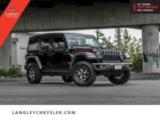 Used 2018 Jeep Wrangler Unlimited Rubicon  - Low Mileage for sale in Surrey, BC
