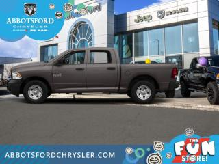 Used 2016 RAM 1500 ST  -  Power Windows -  Power Doors - $272 B/W for sale in Abbotsford, BC