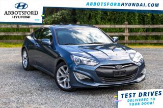 Used 2013 Hyundai Genesis Coupe 2.0T Premium  - Sunroof - $156 B/W for sale in Abbotsford, BC