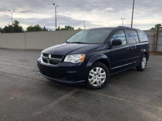 Used 2015 Dodge Grand Caravan SXT for sale in Cayuga, ON