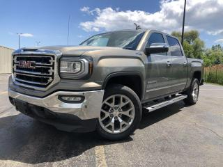 Used 2017 GMC Sierra 1500 SLT Z71 CREW 4WD for sale in Cayuga, ON