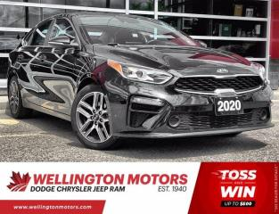 Used 2020 Kia Forte EX for sale in Guelph, ON