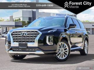 Used 2020 Hyundai PALISADE Palisade Sport  AWD 2nd Row Capt Chairs/ Sunroof/ 3rd Row Seat for sale in London, ON
