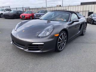 Used 2014 Porsche Boxster for sale in Halifax, NS