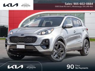 New 2022 Kia Sportage LX Nightsky Edition READY FOR IMMEDIATE DELIVERY for sale in Mississauga, ON
