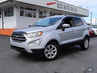 Used 2019 Ford EcoSport for sale in Vancouver, BC