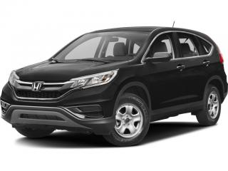 Used 2016 Honda CR-V LX BLUETOOTH | REARVIEW CAMERA | ECON MODE for sale in Cambridge, ON