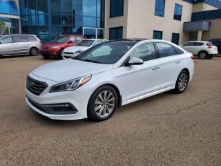Used 2015 Hyundai Sonata SPORT for sale in Edmonton, AB
